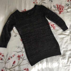 Alyx Gray Knit Sweater